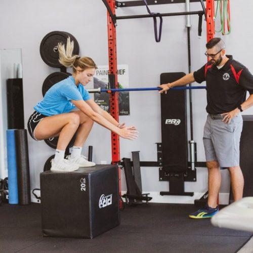 Sports Rehab Hastings