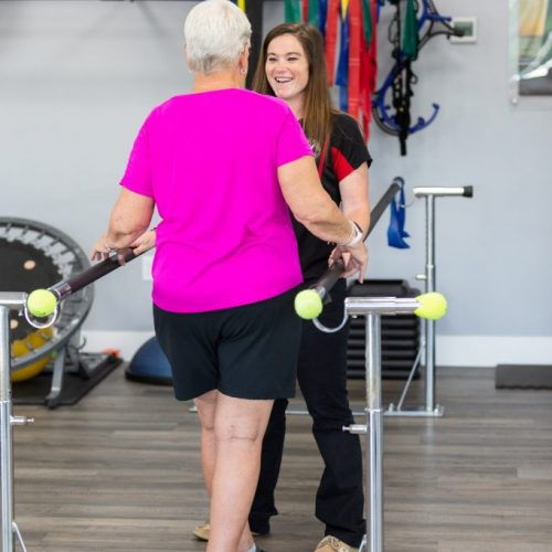 Physical Therapy in Hastings Middleville