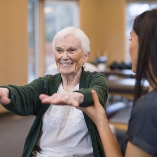 Senior Physical Therapy